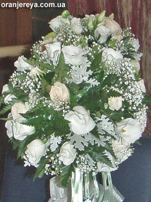 Свадебный букет в Донецке